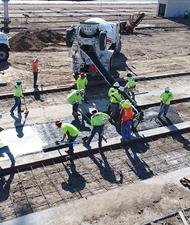 Concrete Construction