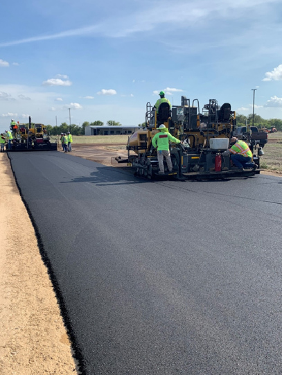 What Is Echelon Paving?